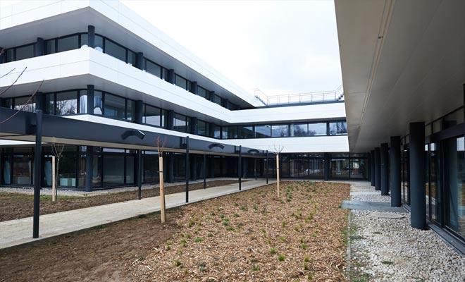 Montigny Nissan – façades après travaux